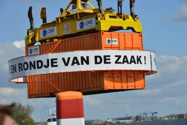 (foto's Johan de Witte)