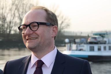 Minister Ben Weyts (foto Facebook)