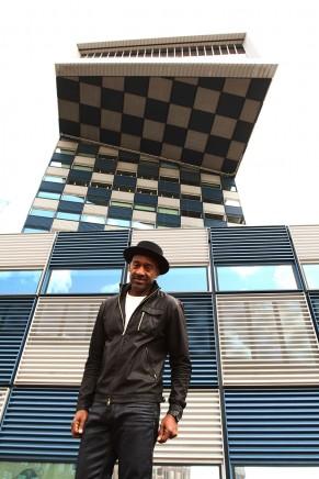 Marcus Miller was te gast bij het STC.