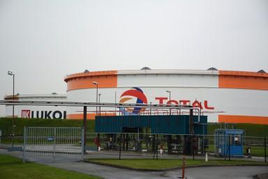 Minder vloeibare bulk. Dat kwam mede door een onderhoudsstop in april bij  Zeeland Refinery.
