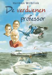 cover De Verdwenen Professor