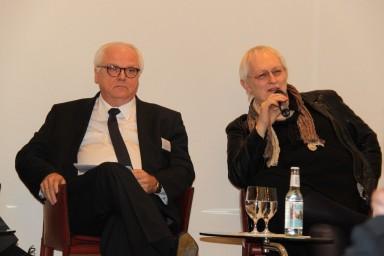 Reinhard Klingen en Valerie Wilms. (foto Sarah De Preter)