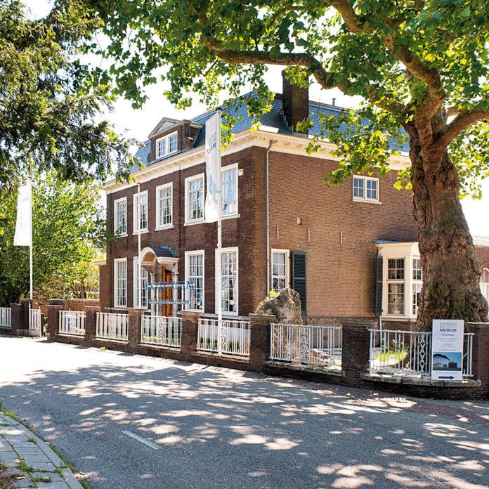 pand Baggermuseum in Sliedrecht