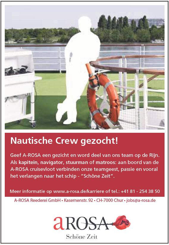 Nautische Crew gezocht! Kapitein, Navigator, Stuurman of Matroos