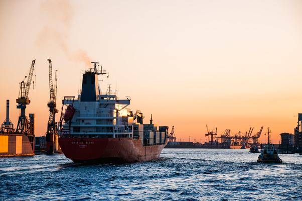 Verduurzaming binnenvaart: netwerk van laadstations