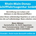 Rhein-Main-Donau Schifffahrtsagentur GmbH