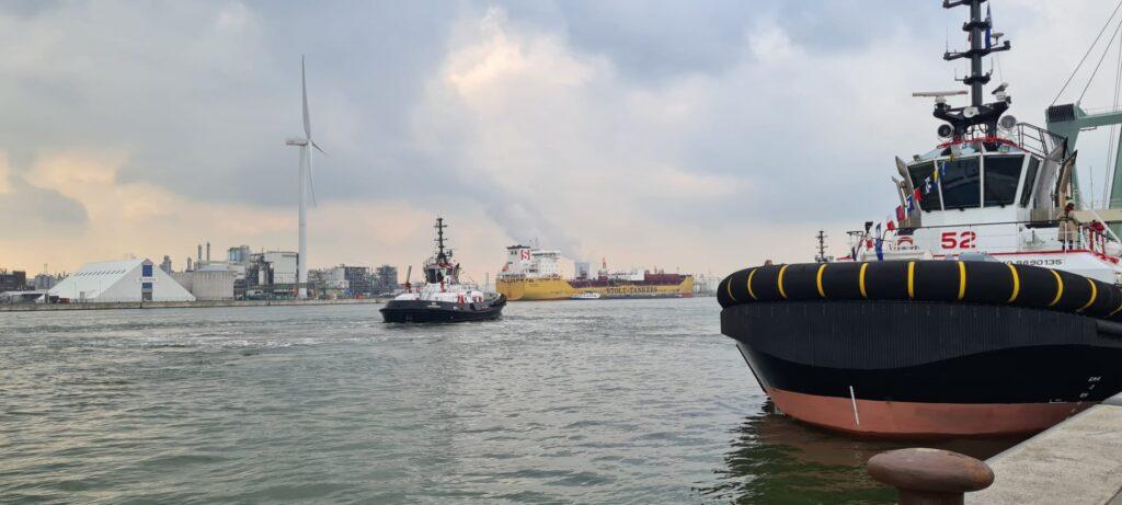 Antwerpen nieuwe sleepboten