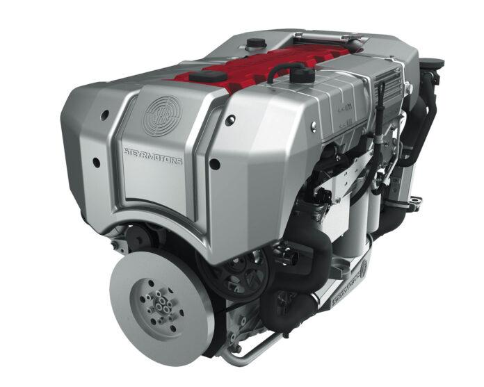Steyr Motor SE186E38