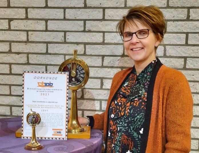 LOVT-voorzitter Patricia Rutjes