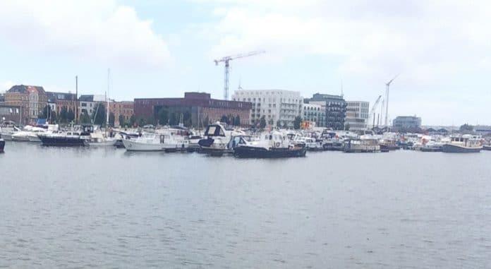 Jachthaven Kempisch Dok Antwerpen 2017