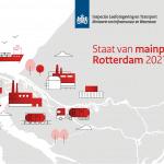 cover rapport De Staat van mainport Rotterdam 2021