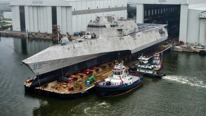 USS Kansas