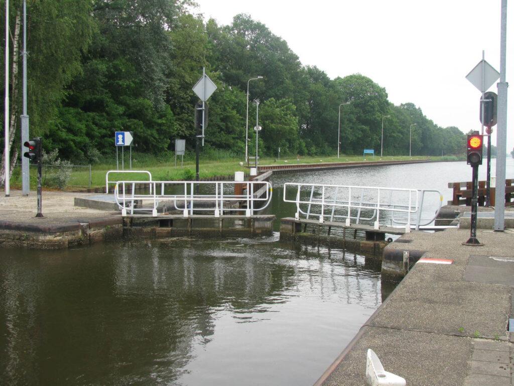 sluis IV Wilhelminakanaal