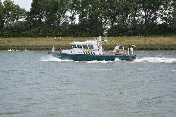 patrouillevaartuig Douane