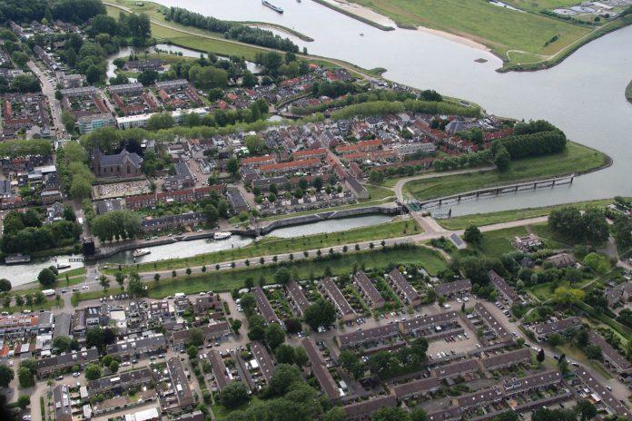 Koninginnensluis in Nieuwegein