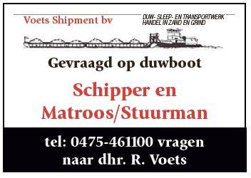 Schipper en Matroos/Stuurman